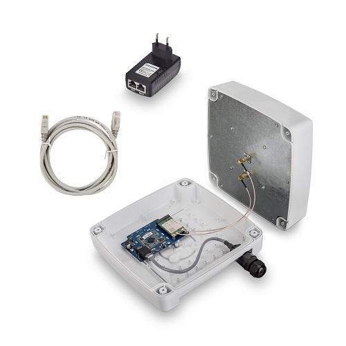 Роутер Rt-Ubx eQ с mini-PCI модемом Quectel EC25-E, встроенный в антенну